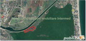 teren de vanzare constanta malul lacului siutghiol cod vt 363  - imagine 1