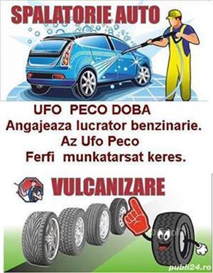 Benzinaria Ufo Peco Doba  - imagine 4