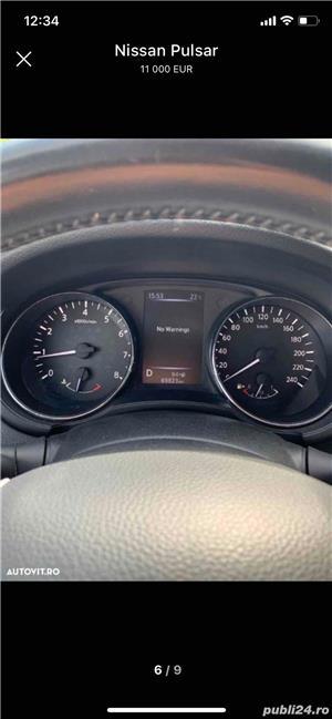 Nissan Pulsar  - imagine 8