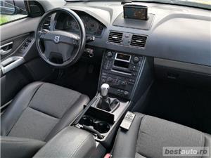 Volvo XC90 2.4tdi 163cp 2005 4x4 cutie manuala 7locuri Navigatie Piele Full dotări Top!!!  - imagine 9