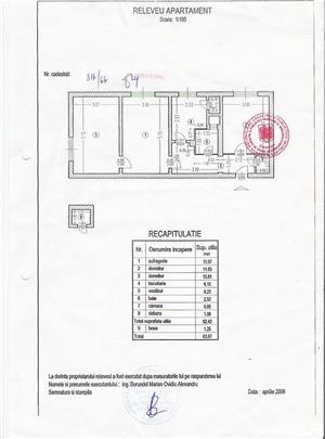 Vanzare 3 camere Floreasca - Kaufland - imagine 8