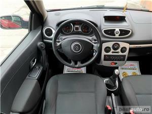 Renault Clio,LIVRAM GRATUIT,GARANTIE 3 LUNI,RATE FIXE,Motor 1200 Cmc75 cp,2008.  - imagine 8