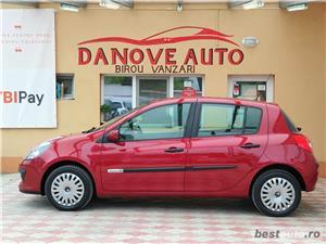 Renault Clio,LIVRAM GRATUIT,GARANTIE 3 LUNI,RATE FIXE,Motor 1200 Cmc75 cp,2008.  - imagine 5