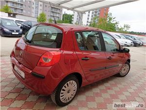 Renault Clio,LIVRAM GRATUIT,GARANTIE 3 LUNI,RATE FIXE,Motor 1200 Cmc75 cp,2008.  - imagine 6