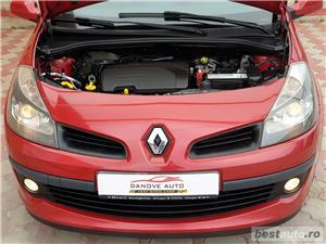 Renault Clio,LIVRAM GRATUIT,GARANTIE 3 LUNI,RATE FIXE,Motor 1200 Cmc75 cp,2008.  - imagine 10