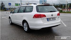 VW Passat 2.0 TDI -Manual 6+1 Germania  Klimatronic Navigatie Car-Kit - imagine 7