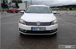 VW Passat 2.0 TDI -Manual 6+1 Germania  Klimatronic Navigatie Car-Kit - imagine 3
