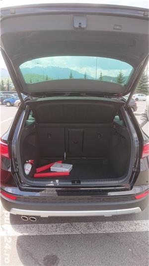 Seat Ateca XCELLENCE 2.0 TDI WLTP 110kW LED Navi garantie - imagine 3