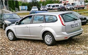 FORD FOCUS Facelift - 2009 - 1.6 diesel - 110 c.p. - vanzare in RATE FIXE cu avans 0%. - imagine 4