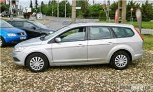FORD FOCUS Facelift - 2009 - 1.6 diesel - 110 c.p. - vanzare in RATE FIXE cu avans 0%. - imagine 7