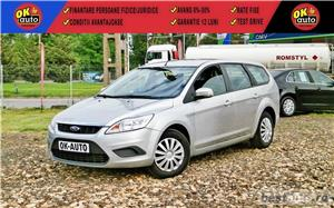 FORD FOCUS Facelift - 2009 - 1.6 diesel - 110 c.p. - vanzare in RATE FIXE cu avans 0%. - imagine 1