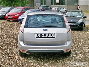 FORD FOCUS Facelift - 2009 - 1.6 diesel - 110 c.p. - vanzare in RATE FIXE cu avans 0%. - imagine 5