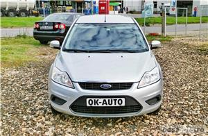 FORD FOCUS Facelift - 2009 - 1.6 diesel - 110 c.p. - vanzare in RATE FIXE cu avans 0%. - imagine 2