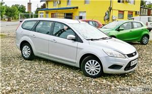 FORD FOCUS Facelift - 2009 - 1.6 diesel - 110 c.p. - vanzare in RATE FIXE cu avans 0%. - imagine 3