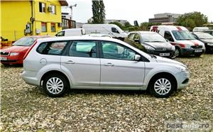 FORD FOCUS Facelift - 2009 - 1.6 diesel - 110 c.p. - vanzare in RATE FIXE cu avans 0%. - imagine 8