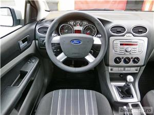 FORD FOCUS Facelift - 2009 - 1.6 diesel - 110 c.p. - vanzare in RATE FIXE cu avans 0%. - imagine 15