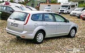 FORD FOCUS Facelift - 2009 - 1.6 diesel - 110 c.p. - vanzare in RATE FIXE cu avans 0%. - imagine 6