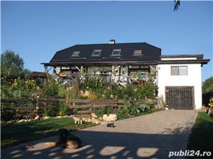 Casa deosebita in zona linistita, la 15km de centrul Cluj Napoca - imagine 1