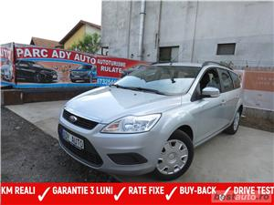 FORD FOCUS 2 / 1,6 D , EURO 4 ,CASH / RATE FIXE SI EGALE / LIVRARE GRATUITA  / GARANTIE / BUY-BACK - imagine 1