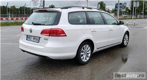 VW Passat 2.0 TDI -Manual 6+1 Germania  Klimatronic Navigatie Car-Kit - imagine 8