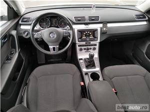 VW Passat 2.0 TDI -Manual 6+1 Germania  Klimatronic Navigatie Car-Kit - imagine 4