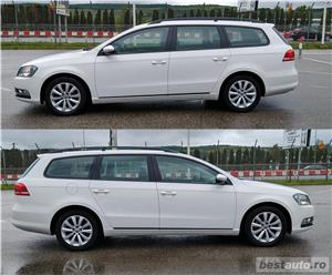 VW Passat 2.0 TDI -Manual 6+1 Germania  Klimatronic Navigatie Car-Kit - imagine 9