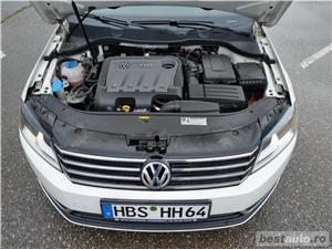 VW Passat 2.0 TDI -Manual 6+1 Germania  Klimatronic Navigatie Car-Kit - imagine 10