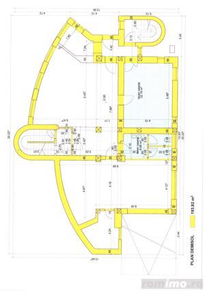 Cladire birouri - 493mp -  zona Rebreanu - imagine 6