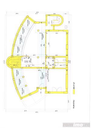 Cladire birouri - 493mp -  zona Rebreanu - imagine 8