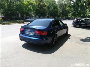 Audi A4 facelift S-line - imagine 10