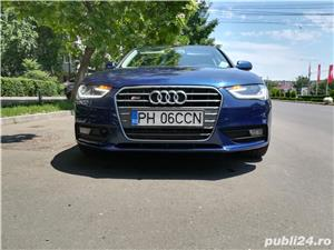 Audi A4 facelift S-line - imagine 3