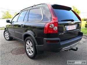 Volvo XC90 2.4tdi 163cp 2005 4x4 cutie manuala 7locuri Navigatie Piele Full dotări Top!!!  - imagine 3
