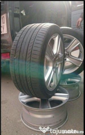 "Jante Aliaj 17"" Mercedes - imagine 5"