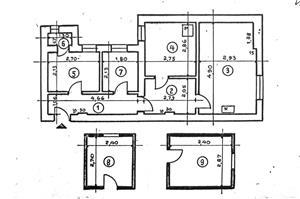 Apartament 2 camere în cea mai bună zonă a Cotroceniului - imagine 8