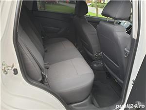 Chevrolet Aveo 1.2 Benzina + GPL 75 Cp Euro 5 An 2011 Alb Perla - imagine 9