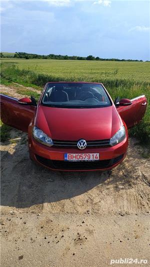 Vw Golf 6 cabriolet - imagine 9