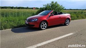 Vw Golf 6 cabriolet - imagine 1