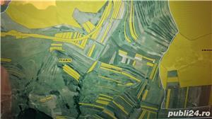 Vand doua parcele de teren de cate 2900 mp pe centura Valcele-Apahida - imagine 2