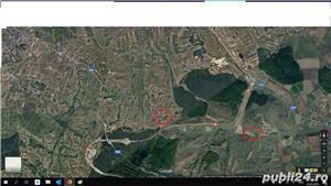 Vand doua parcele de teren de cate 2900 mp pe centura Valcele-Apahida - imagine 3