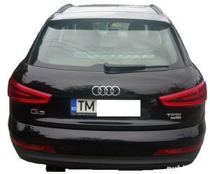Audi Q3 2.0 TFSI S-tronic, 170CP, 4x4 cutie automata, far Xenon+lumini LED, trapa panoramica - imagine 3