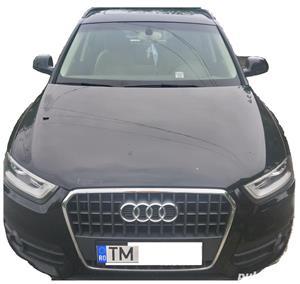 Audi Q3 2.0 TFSI S-tronic, 170CP, 4x4 cutie automata, far Xenon+lumini LED, trapa panoramica - imagine 2