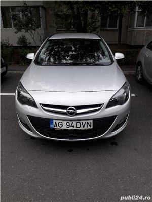 Opel Astra J 2014 - imagine 1