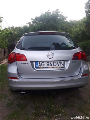 Opel Astra J 2014 - imagine 8