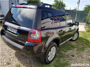 LAND ROVER Freelamder II TD4 SE 2.2diesel 160cp euro 4 gps 4x4 rate Parc auto - imagine 7