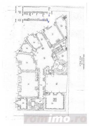 Spatiu in cladire de birouri, Calea Victoriei, Novotel, 995,46mp - imagine 4