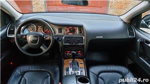Audi Q7 S-Line 3.0 TDI 235 CP - imagine 9