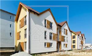 Ap.nou si complet decomandat, etaj intermediar, loc de parcare -Selimbar - imagine 5