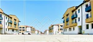 Ap.INTABULAT si decomandat, etaj intermediar, balcon 8 mp - Brana - imagine 1