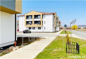 Ap.INTABULAT si decomandat, etaj intermediar, balcon 8 mp - Brana - imagine 3