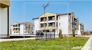 Ap.INTABULAT si decomandat, etaj intermediar, balcon 8 mp - Brana - imagine 2